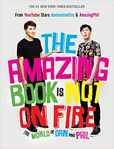 Dan Howell - The Amazing Book Is Not on Fire Audio Book Free