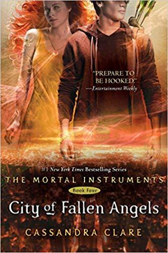 Cassandra Clare - City of Fallen Angels Audio Book Free