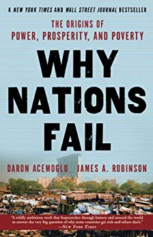 Daron Acemoglu - Why Nations Fail Audio Book Free