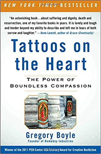 Gregory Boyle - Tattoos on the Heart Audio Book Online