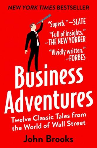 John Brooks - Business Adventures Audio Book Free