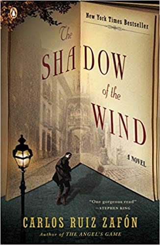 Carlos Ruiz Zafón - The Shadow of the Wind Audio Book Free