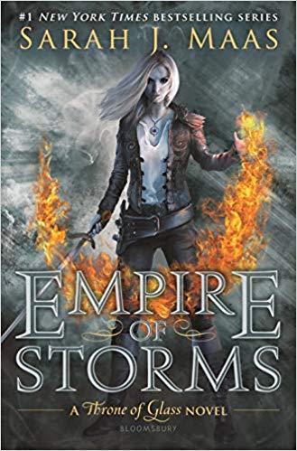Sarah J. Maas - Empire of Storms Audio Book Free
