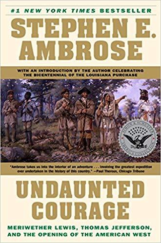Stephen Ambrose - Undaunted Courage Audio Book Free