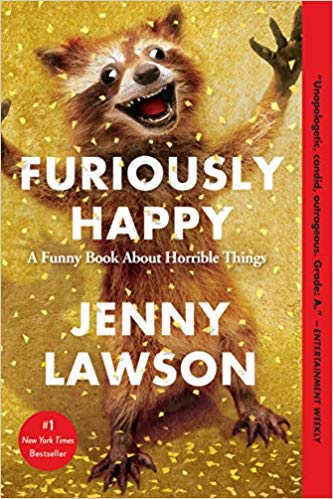 Jenny Lawson - Furiously Happy Audio Book Free