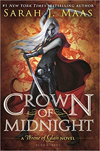 Sarah J. Maas - Crown of Midnight Audio Book Free
