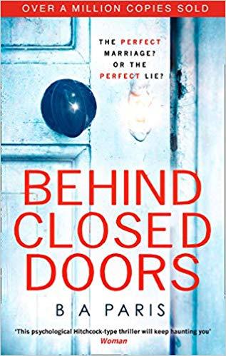 B. A. Paris - Behind Closed Doors Audio Book Free