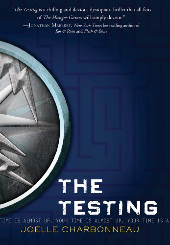 Joelle Charbonneau - The Testing Audio Book Free
