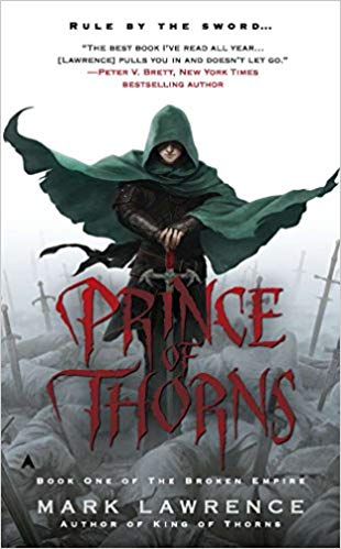 Mark Lawrence - Prince of Thorns Audio Book Free