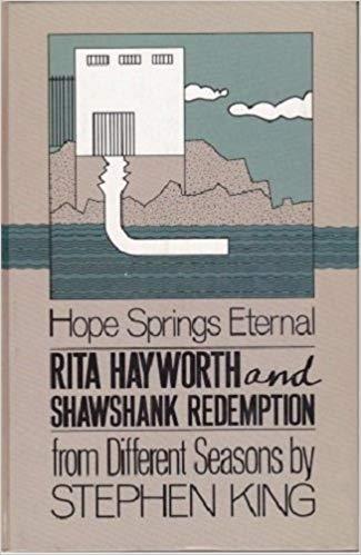 Stephen King - Rita Hayworth and Shawshank Redemption a Story Audio Book Free