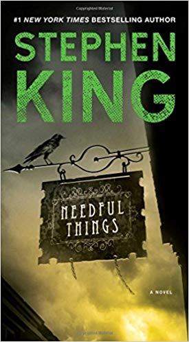 Stephen King - Needful Things Audio Book Free
