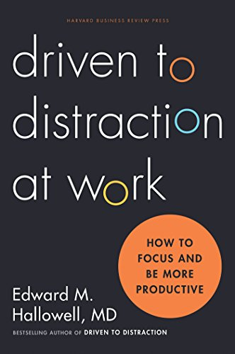 Edward M. Hallowell M.D - Driven to Distraction Audio Book Free
